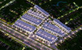 Dự án đất nền Green Park Thanh Hóa